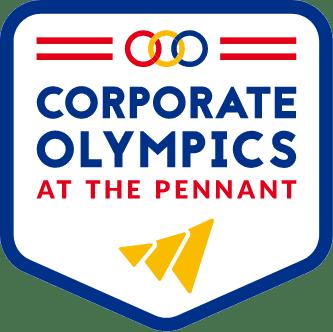 Blue Corporate Olympics