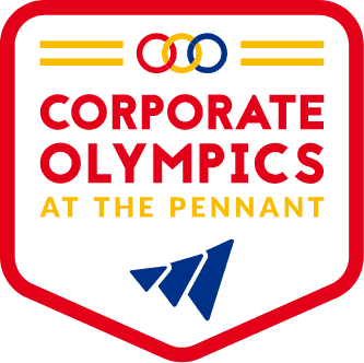 Red Corporate Olympics Logo