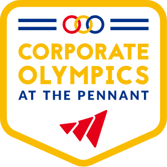 Yellow Corporate Olympics